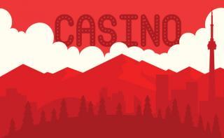 casino and canada landscape